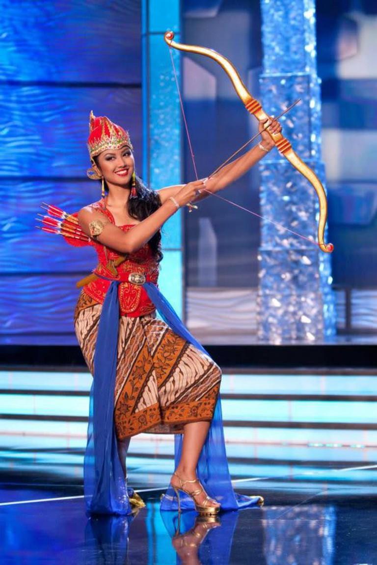 Miss Indonesia 2009 © Miss Universe / Missology