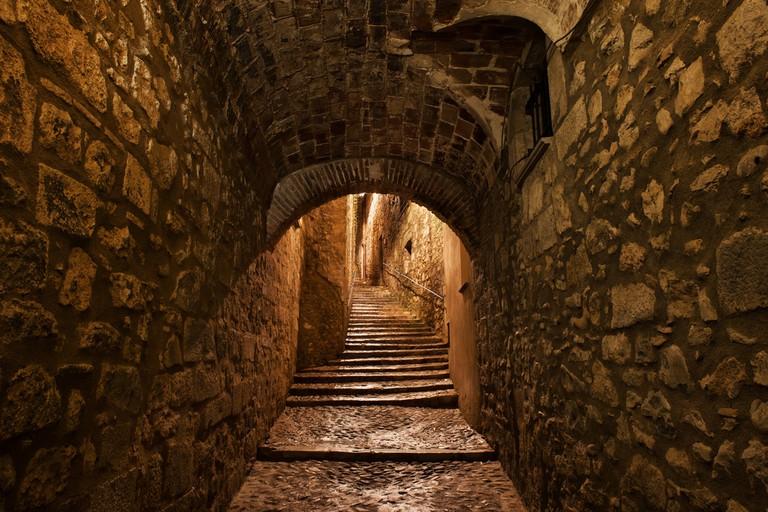 Jewish Quarter Girona | ©Artur Bogacki/Shutterstock