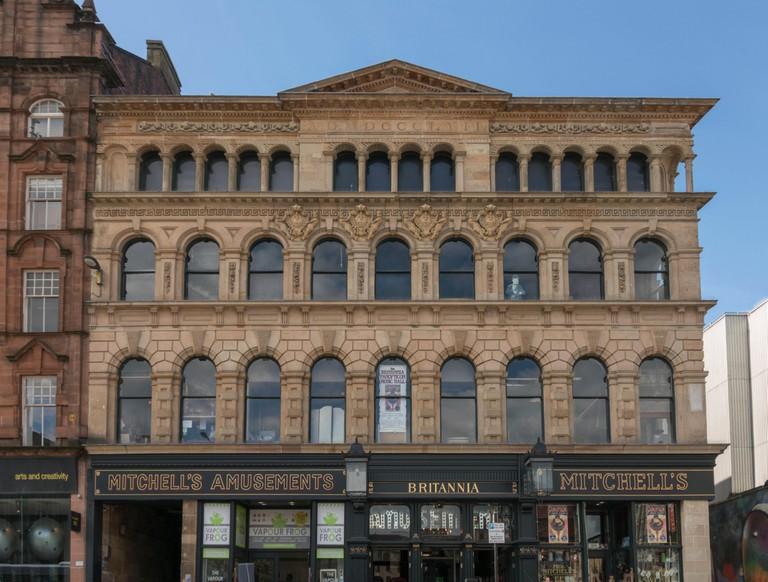 Britannia Panopticon, Glasgow, Scotland.