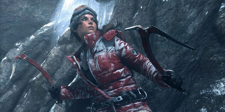 Lara Croft from Rise of the Tomb Raider-flickr-BagoGames