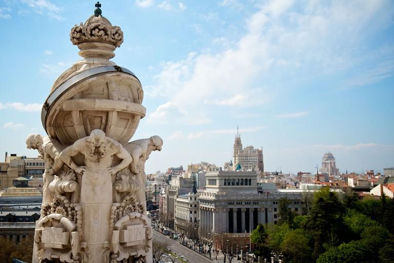 A Brief History Of The Palacio De Cibeles
