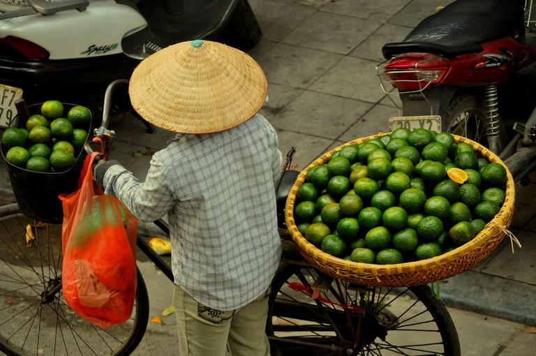 Hanoi market © Hikulli/Pixabay