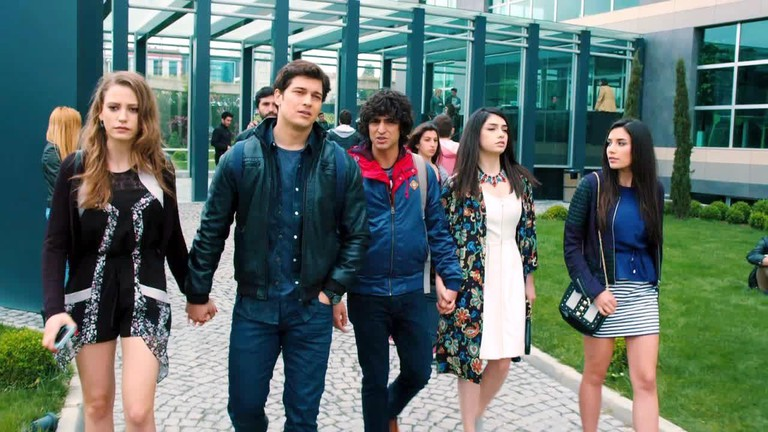 Medcezir: a Turkish twist on The O.C.