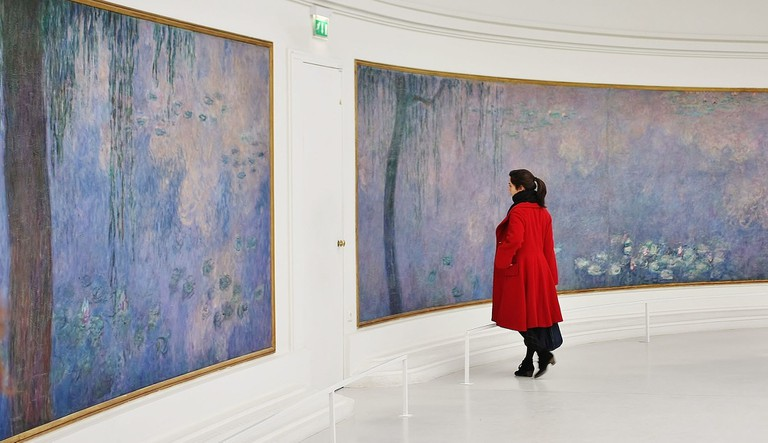 Musée de l'Orangerie │© Adrian Scottow / WikiCommons