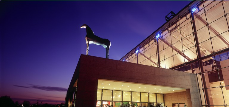 Modern and Contemporary Art Museum in Strasbourg