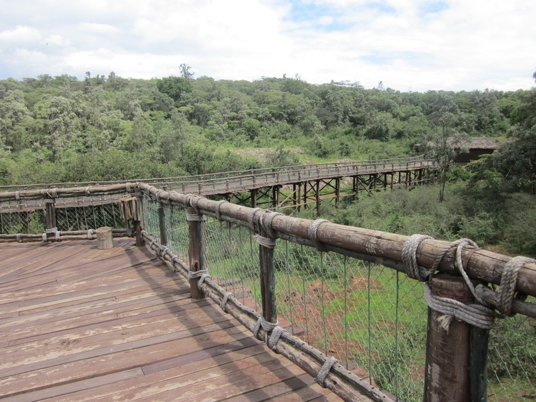 Nairobi safari walk | © Kathleena LO / Flickr