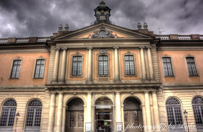 The old Stockholm Stock Exchange