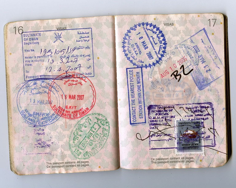 The essential passport |© Jon Rawlinson/WikiCommons