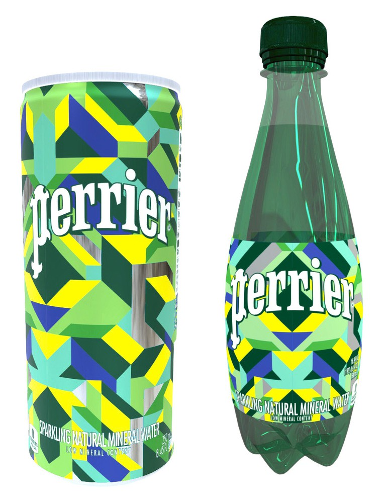 Courtesy of the artist and Perrier®