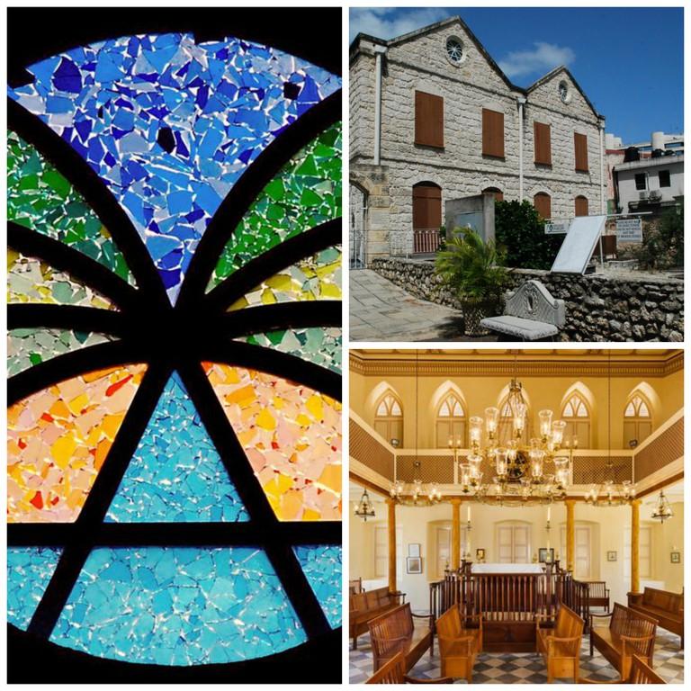 Nidhe Israel Museum | © Nidhe Israel Synagogue and Museum