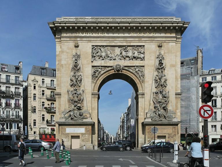 Porte Saint-Denis │© Coyau