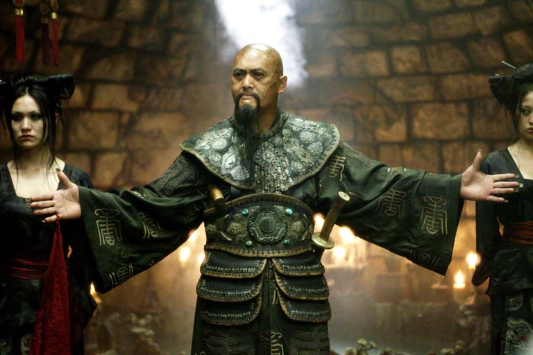 Chow Yun-Fat in 'Pirates of the Caribbean: At World's End'