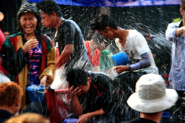 Raining Fun Thailand