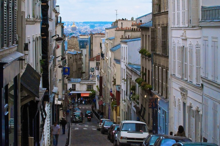 Rue Lepic │