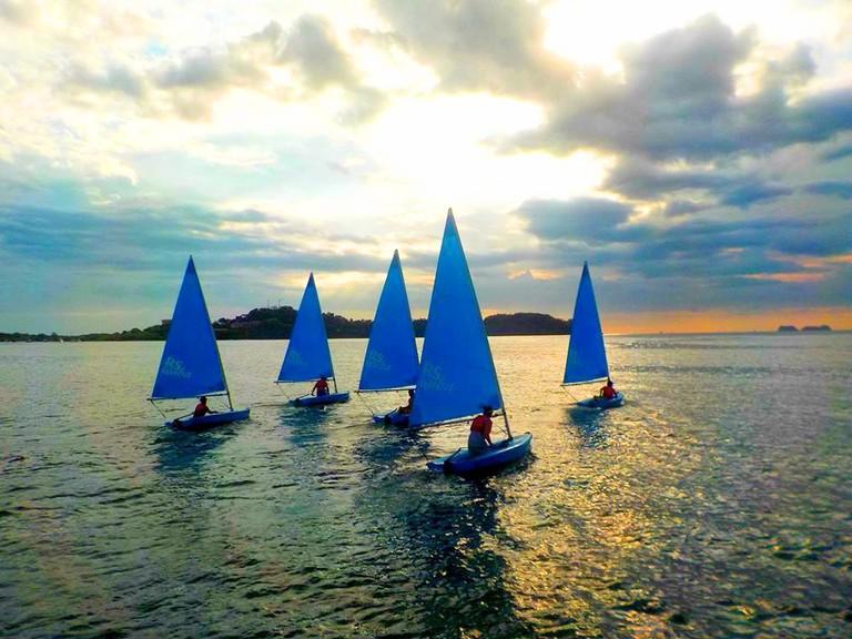 Set sail at the Costa Rica Sailing Center