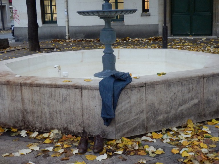 Salle de bain│@ Lorenzo Barranco, courtesy of Deuxième Marche