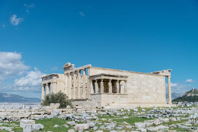 ERECTHEION-ATHENS-GREECE