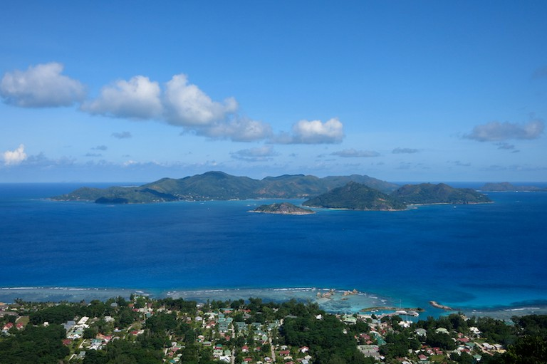 A view from Eagle's Nest/