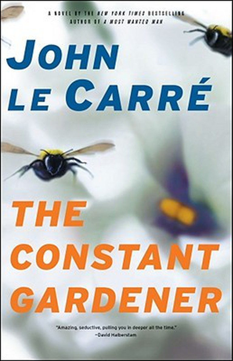 The Constant Gardener by John Le Carre | Courtesy of Hodder & Stoughton