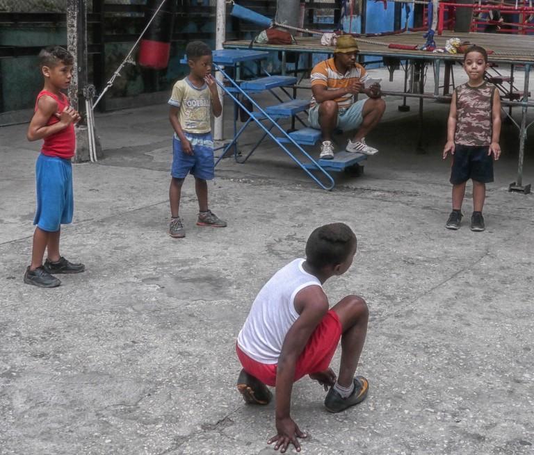 The Rafael Trejo Boxing Gym