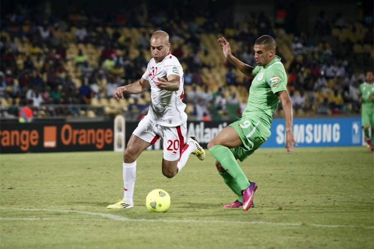Fierce rivals Tunisia and Algeria, or 'Eagles of Carthage' vs. 'Fennec Foxes'