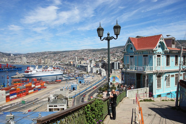 Cruiser Valparaíso