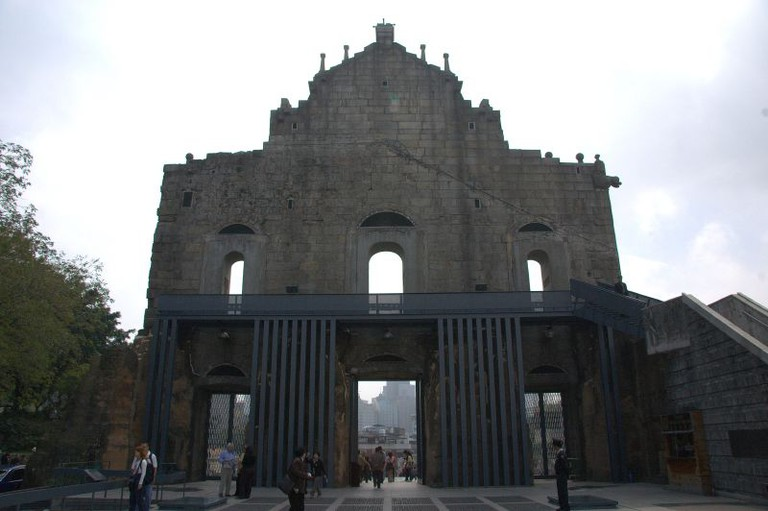Ruins of St. Paul's and Museum