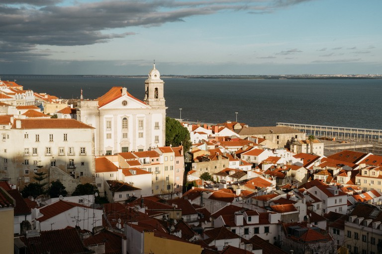WATSON - LISBON, PORTUGAL- VIEW FROM PORTAS DO SOL