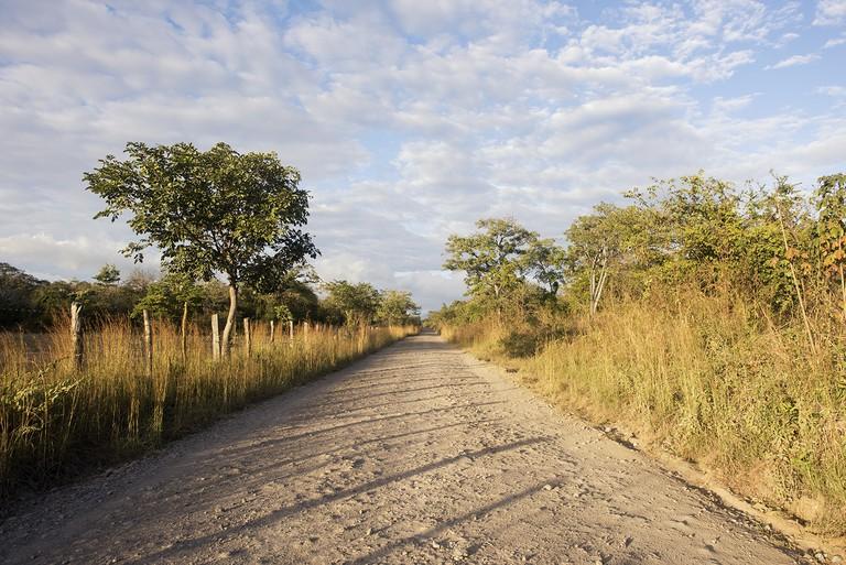 Great adventures often begin on a dirt backroad/Kaitlyn Shea