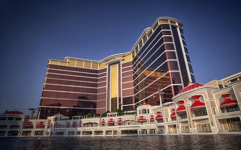 Wynn Palace – one of the Macau properties awarded five-star status by Forbes Travel Guide