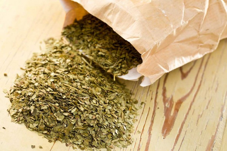 Yerba mate is used as part of some weigh loss plans along with exercise and diet   © Sven / Flickr