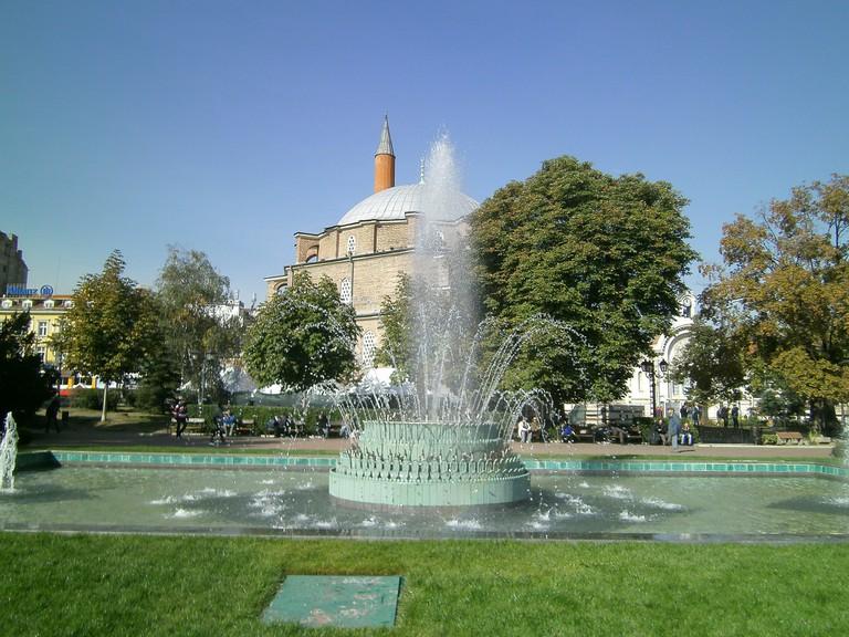 Banya Bashi Mosque in Sofia I