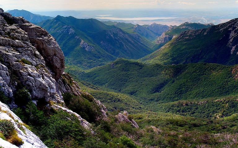 The Best Hiking Trails in Croatia