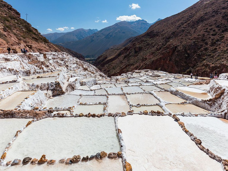 Salinas de Maras has 3,000 salt water ponds