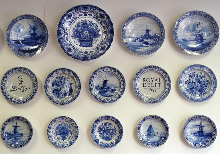 Delftware has been prized by collectors for almost 400 years