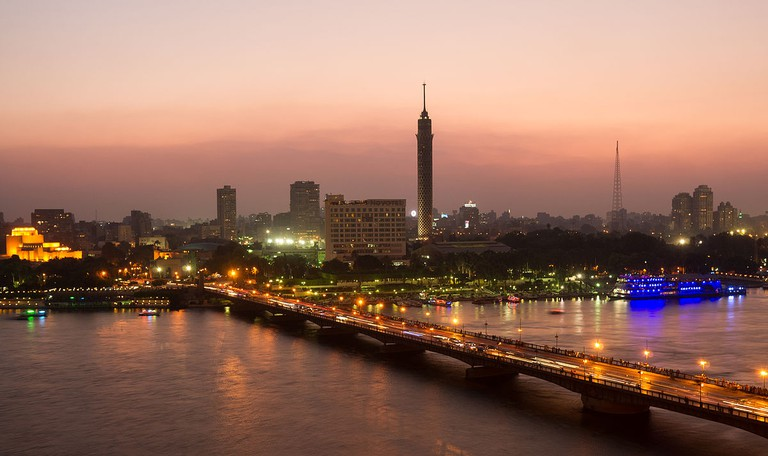 Qasr El Nile Bridge