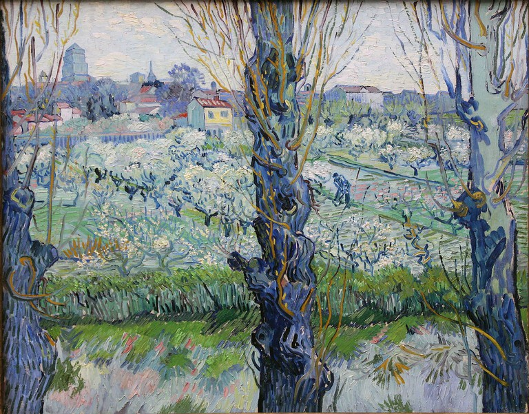 Vincent Van Gogh | © Mr. und Mrs. Sammlung, Paul Mellon, Upperville/Virginia/Creative Commons