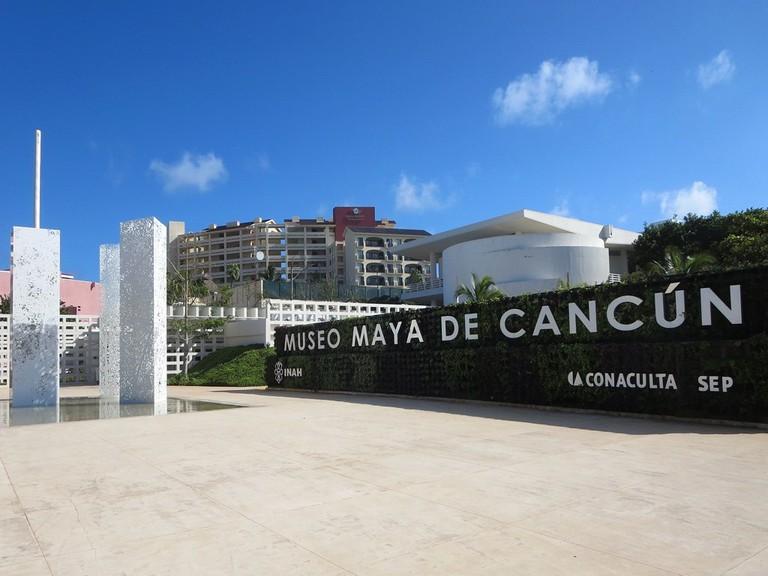 Museo Maya de Cancun©David Stanley/Flickr