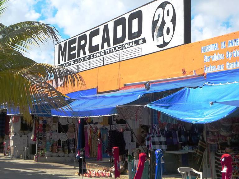 Mercado 28|©David Stanley/Flickr