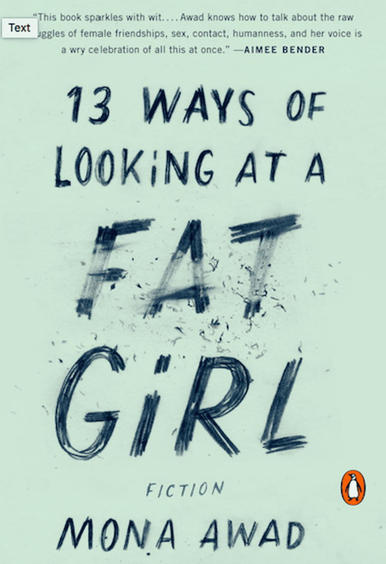 13 Ways of Looking at a Fat Girl|Courtesy of Penguin Random House Canada