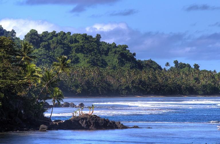 Lavena Coastal Walk, Taveuni, Fiji
