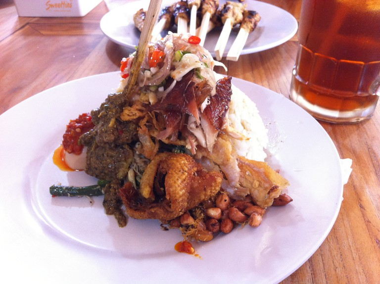 Ayam Betutu Bali