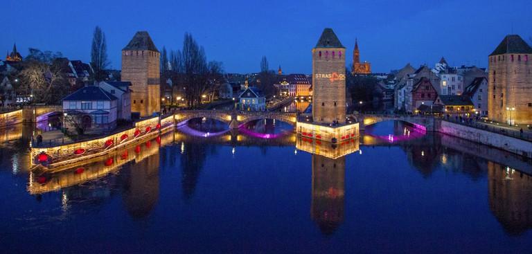Courtesy of OT Strasbourg