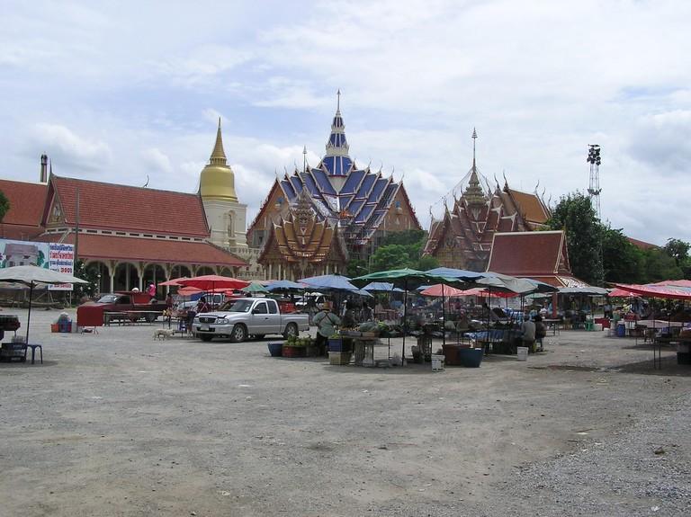 Wat Bang Phra, Thailand
