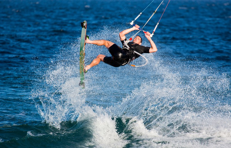 Kiteboarding is well worth trying out