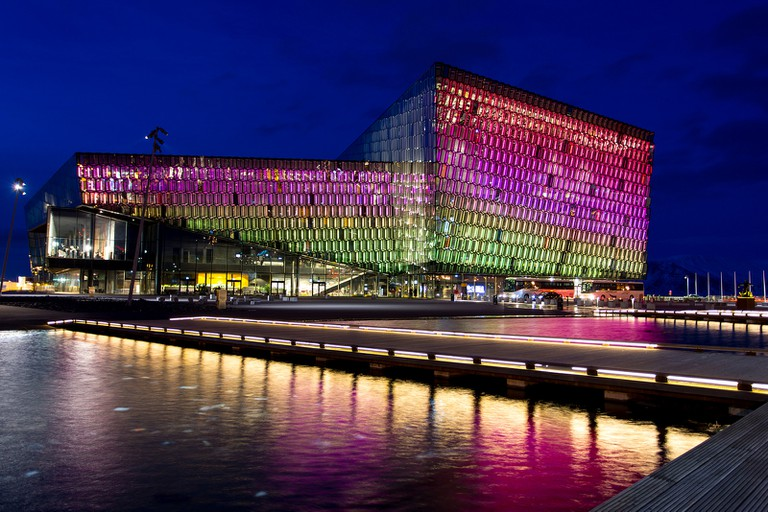 Concert Hall Harpa| ©David Phan- Flickr