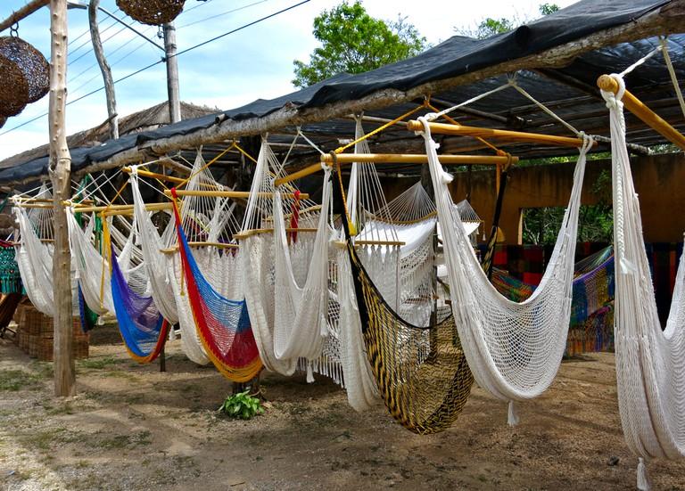 Hammocks from Yucatán