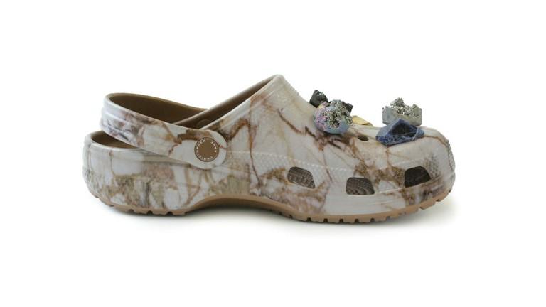 Christopher Kane SS17 Crocs | Courtesy Of Christopher Kane