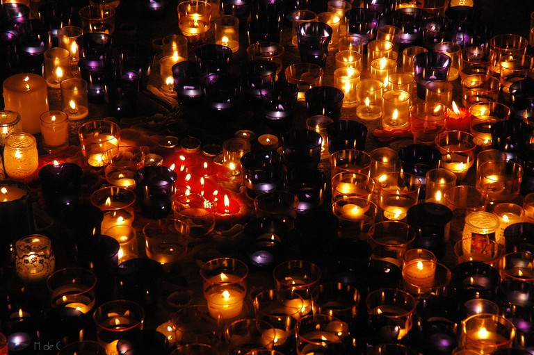 Day of the Little Candles marks the beginning of Christmas celebrations in Colombia on December 7