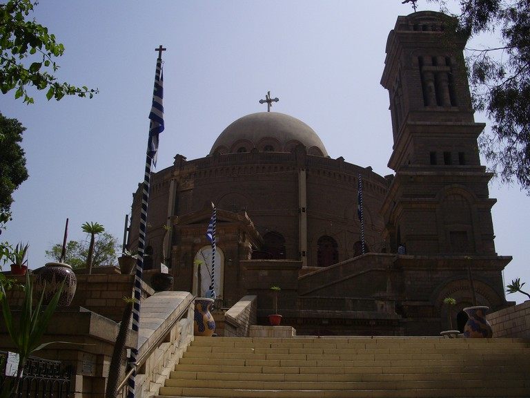 Greek Church - Coptic Cairo